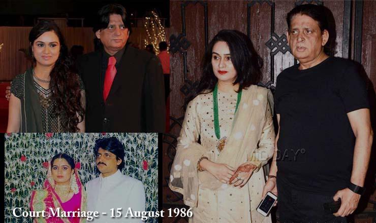 Padmini Kohlapure and Pradeep Sharma Court Marriage