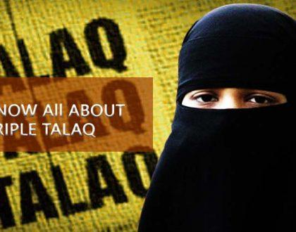 Triple-Talaq-laws