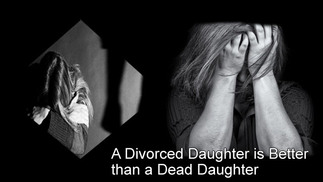 Divorce is Not a Taboo. Here is the Reason Why It Isn't